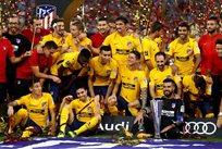 Атлетико — Ливерпуль 1:1 (по пенальти 5:4) Видео голов и обзор матча