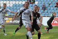 Заря — Черноморец 5:0 Видео голов и обзор матча