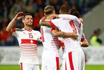 Латвия — Швейцария 0:3 Видео голов и обзор матча
