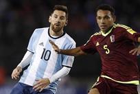 Аргентина — Венесуэла 1:1 Видео голов и обзор матча