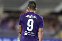 Симеоне отметился первым голом за Фиорентину
