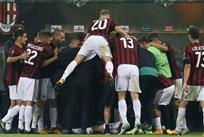 Милан вырвал победу, которая и так была практически в кармане