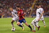 Испания – Албания, Getty Images
