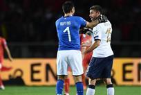Италия — Македония 1:1 Видео голов и обзор матча