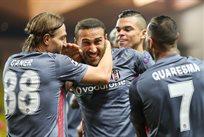Монако — Бешикташ 1:2 Видео голов и обзор матча