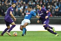 Наполи — Фиорентина 0:0 Обзор матча