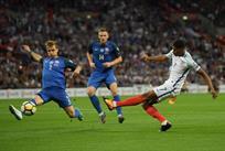 Маркус Рашфорд - автор лучшего гола сборной Англии в 2017 году, Getty Images