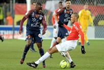 Монпелье - Монако, фото: twitter.com/MontpellierHSC