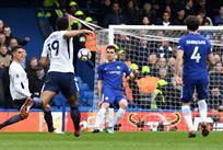 Челси - Тоттенхэм, фото: twitter.com/ChelseaFC