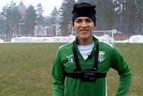 Хорхе Карраскаль, скриншот ТК Футбол