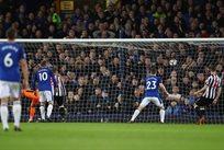 Эвертон - Ньюкасл, twitter.com/Everton