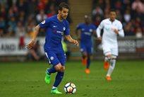 Челси минимально одолел Суонси, twitter.com/ChelseaFC