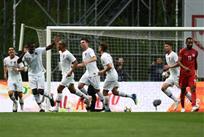 Жоау Мариу забил в ворота сборной Туниса второй мяч, Getty Images