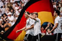 Сборная Германии, Getty Images