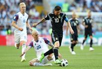 Аргентина — Исландия, Getty Images
