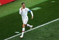 Криштиану Роналду, Getty Images