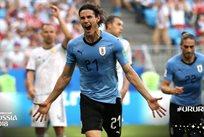 Уругвай — Россия 3:0 Видео голов и обзор матча ЧМ-2018