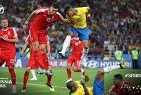 Сербия — Бразилия 0:2 Видео голов и обзор матча ЧМ-2018