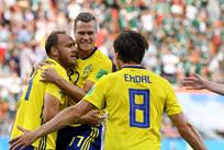 Швеция — Швейцария: онлайн трансляция матча ЧМ-2018
