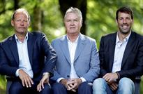 Данни Блинд, Гуус Хиддинк, Рууд ван Нистелрой, knvb.nl