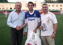 Сергей Чеботарев (в центре), ckdnipro.com.ua