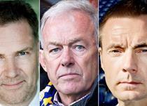 Ян Бек Андерсен, Свен Мёллер Хансен, Мэтью Бенэм, фото bt.dk