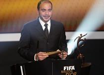 Принц Али Бин Аль Хуссейн, Getty Images