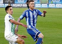 Швед проти Антунеша, фото ФК Карпати