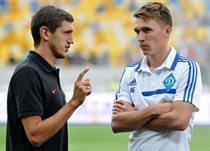 Сергей Кривцов (слева) и Сергей Сидорчук (справа), фото Football.ua
