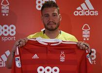 Никлас Бендтнер, nottinghamforest.co.uk