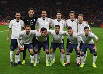 Сборная Италии перед началом товарищеского матча с Нидерландами, Gettyimages