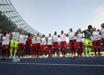 РБ Лейпциг выходит в Лигу чемпионов, фото Getty Images