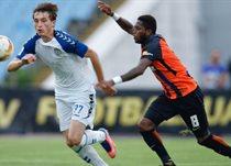 Фред дебютировал в матче против Стали после длительной дисквалификации, фото ФК Сталь