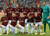 Милан перед началом домашнего матча ЛЕ с Крайовой, Gettyimages
