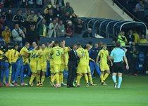 Сборная Украины добыла победу над Турцией, Фото: ФФУ