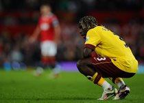 Бакари Санья сидит уже без работы/Getty Images