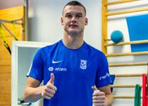 Алексей Хобленко, фото фк лех