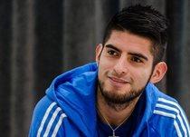 Новичок Динамо Карлос Самбрано