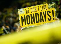 """""""мы не любим понедельники"""", фото Reuters"""