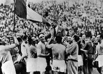 Перемога Скуадри Адзурри на чемпіонаті світу 1934 року, fifa.com
