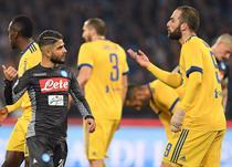 Наполи и Ювентус спорят между собой за титул, Getty Images