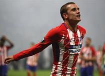 Антуан Гризманн помог Атлетико обыграть Марсель, Getty Images