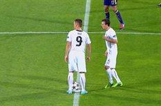 Тецл забил единственный гол в матче. Фото uefa.com