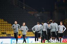 Тренировка Монако, Getty Images