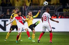 Монако и Боруссия сыграют ответный матч, Getty Images