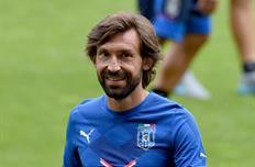 Пирло ожидает финал Лиги чемпионов, Getty Images