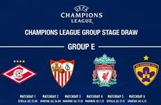 Лига чемпионов. Группа Е. Накануне