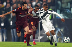 Ювентус и Барселона голов не забивали, Getty Images
