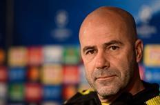 Петер Бос, УЕФА