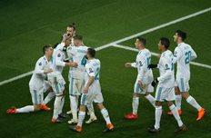 Реал повторно обыграл ПСЖ и вышел в 1/4 финала Лиги чемпионов